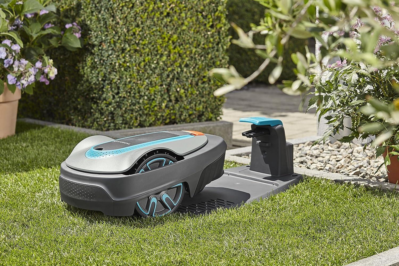 Gardena 15002-20 Robot cortacésped, 500 m² de césped ...