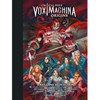 Critical Role: Vox Machina Origins Library Edition: Series I & II Collection (English Edition)