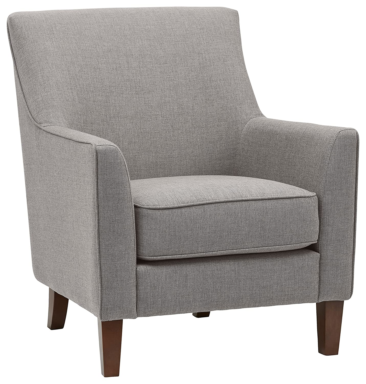 Stone & Beam Cheyanne Modern Living Room Accent Arm Chair, 30.7\