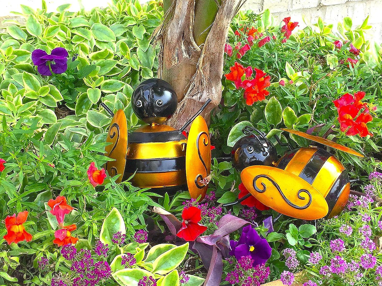 Amazon.com : Metal Iron Wall Art Decor Nature Inspired Sculptures ...