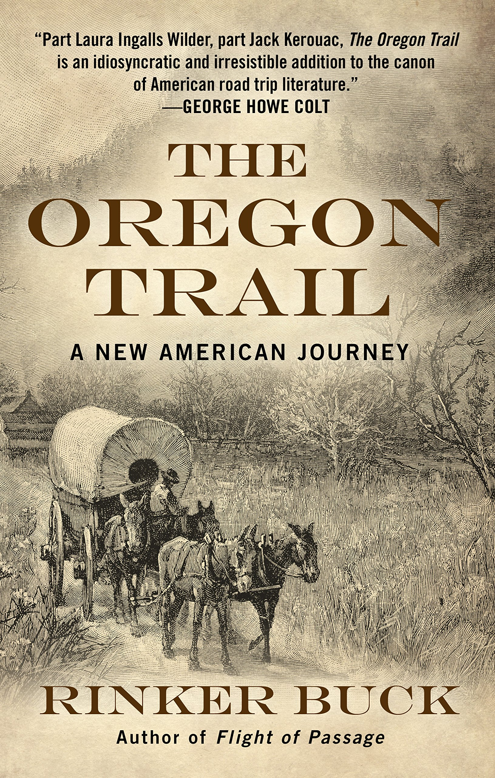 The Oregon Trail: A New American Journey (thorndike Press Large Print  Popular And Narrative Nonfiction Series): Rinker Buck: 9781410482709:  Amazon: