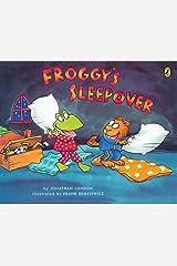Froggy's Sleepover Kindle Edition