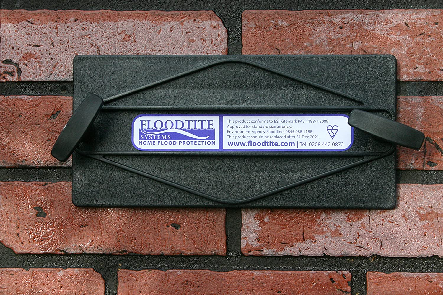 Floodtite FT AB S Kitemarked Flood Protection Single Air Brick Seal
