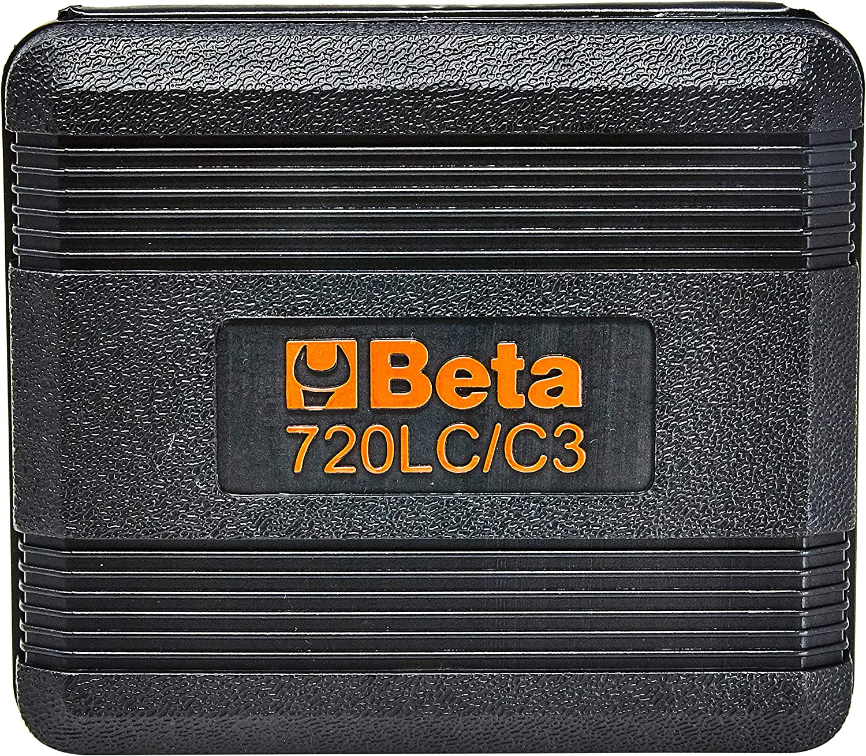 BETA 3 Chiavi A Bussola Macchina con Inserti Polimerici per Dadi Ruote 720Lc//C3