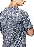Reebok Men's Supersonic Crewneck Workout T-Shirt
