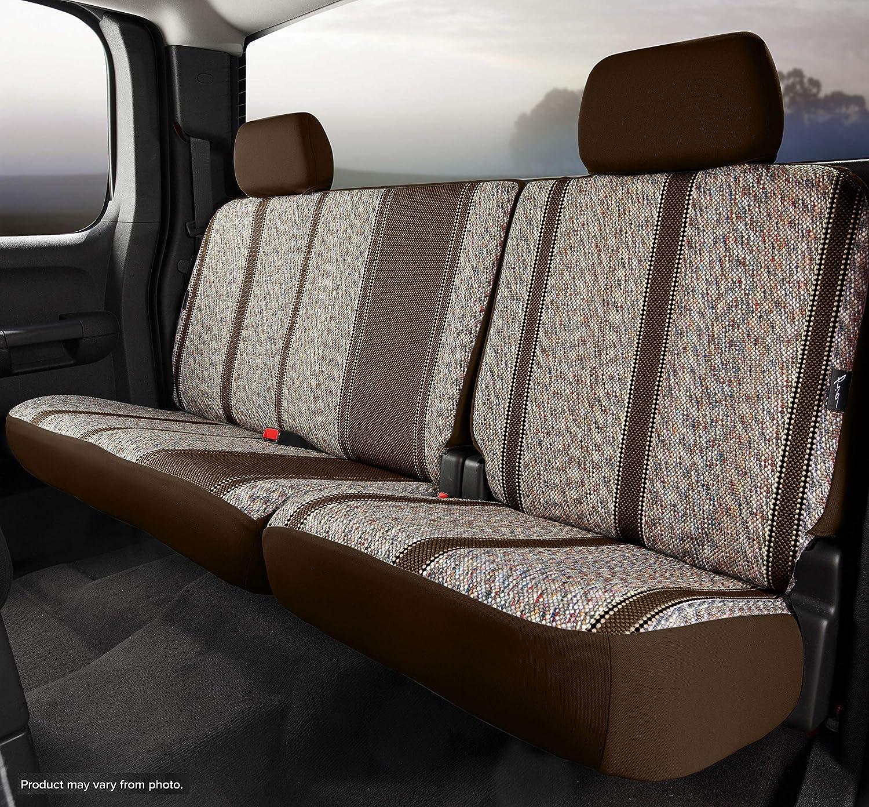 Rear Split Seat 40//60//Saddle Blanket Fia TRS42-44 GRAY TRS40 Solid Wrangler Solid Gray Seat Cover