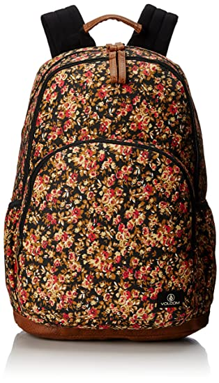 cedeb4425903 Volcom Women s Field Trip Canvas Backpack  Amazon.co.uk  Luggage