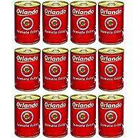 Orlando - Tomate frito clsico, 400 g