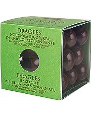 T'a Milano Nocciola Igp del Piemonte Rivestita di Cioccolato Fondente 66%, 120 g