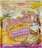 Daadi's Golden Wheat Crisps Tangy Pudina Khakhra (Pack of 3)