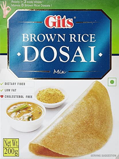 Gits Instant Brown Rice Dosai, 200g