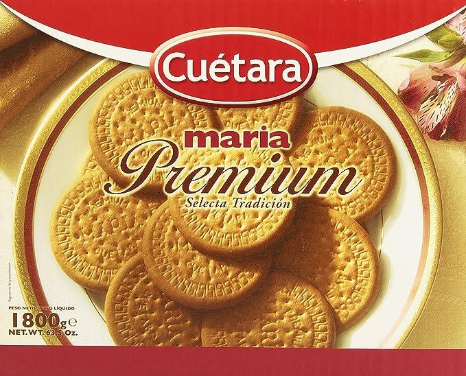 Cuétara - Galletas Maria Premium - 1800 g
