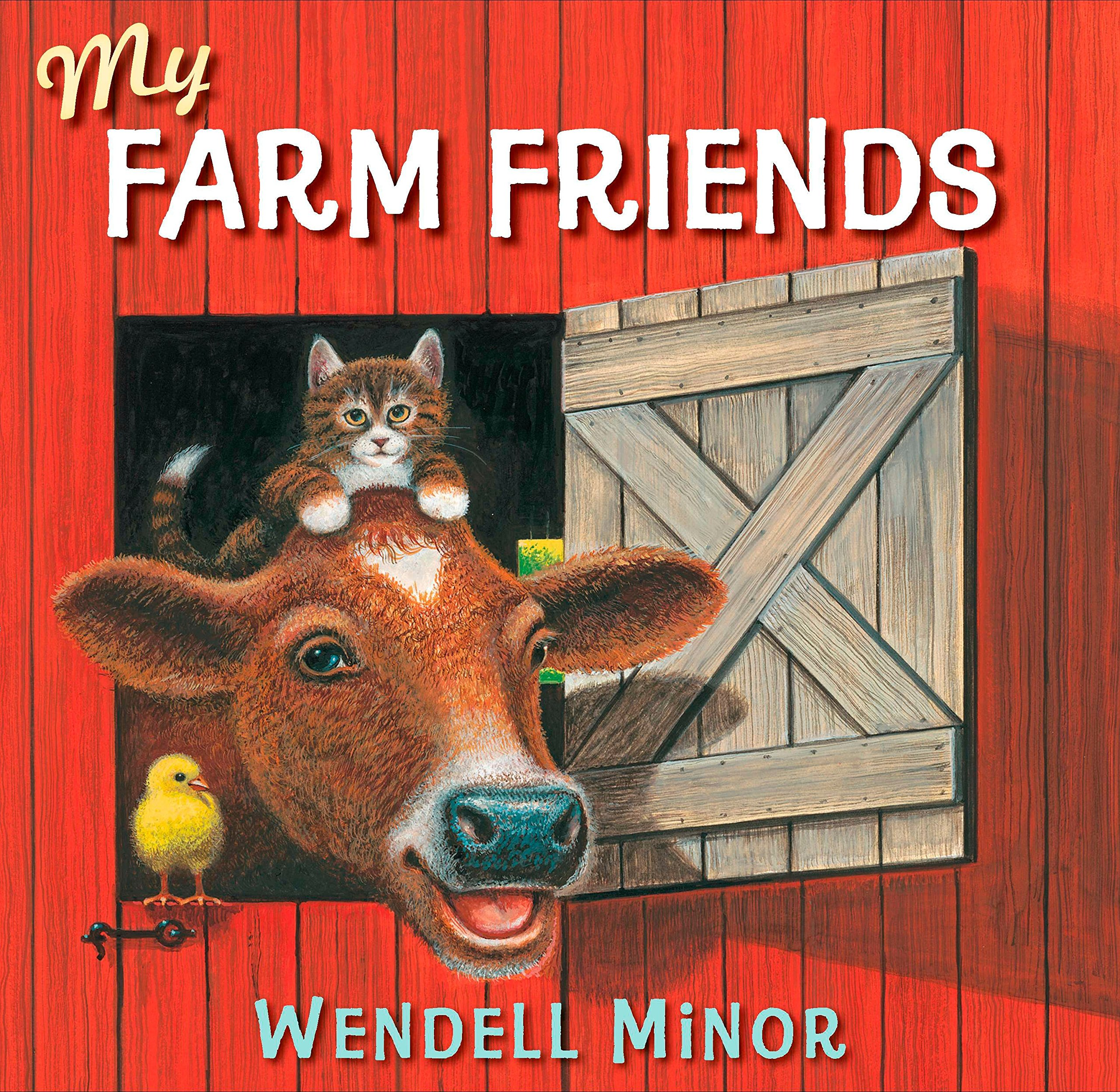 My Farm Friends pdf epub