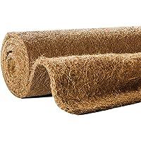 Windhager Kokos-Filzmatte, Kokosmatte Frostschutz Kälteschutz Winterschutz für Pflanzen und Topfpflanzen, zum Überwintern kälteempfindlicher Pflanzen, 0,5 x 1,5 m, braun, 06588