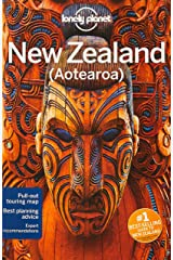 Lonely Planet New Zealand Aotearoa 2019 (Country Guide) Paperback