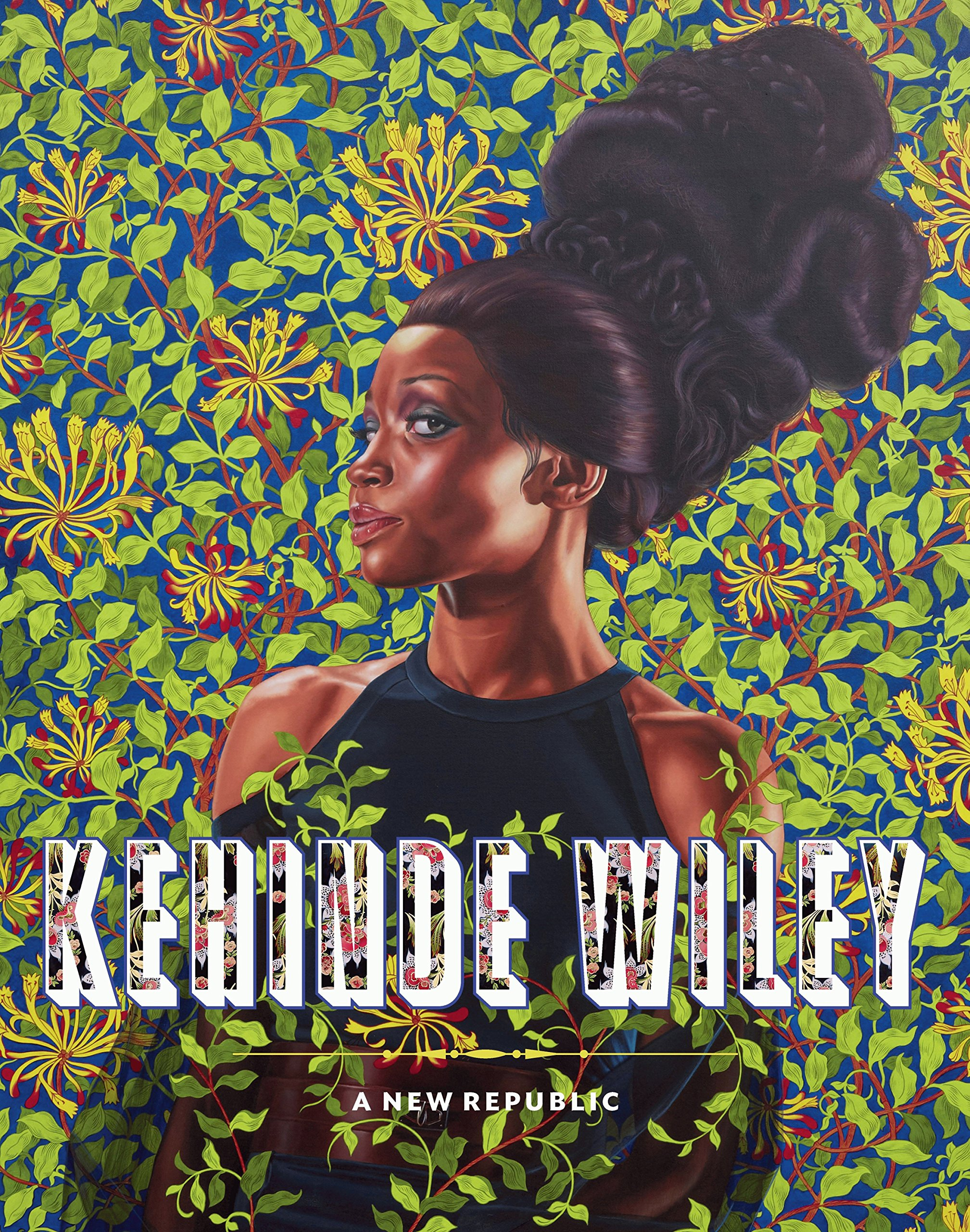 Kehinde Wiley: A New Republic by Prestel