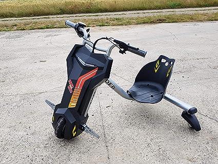 Patinete eléctrico para niños Kart Drift 360: Amazon.es ...