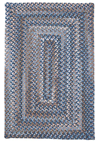 Gloucester Rectangle Area Rug, 5 by 8-Feet, Laguna