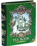 "Basilur Gift Tea Set ""Tea Book # 3"" /Thin metal 100"