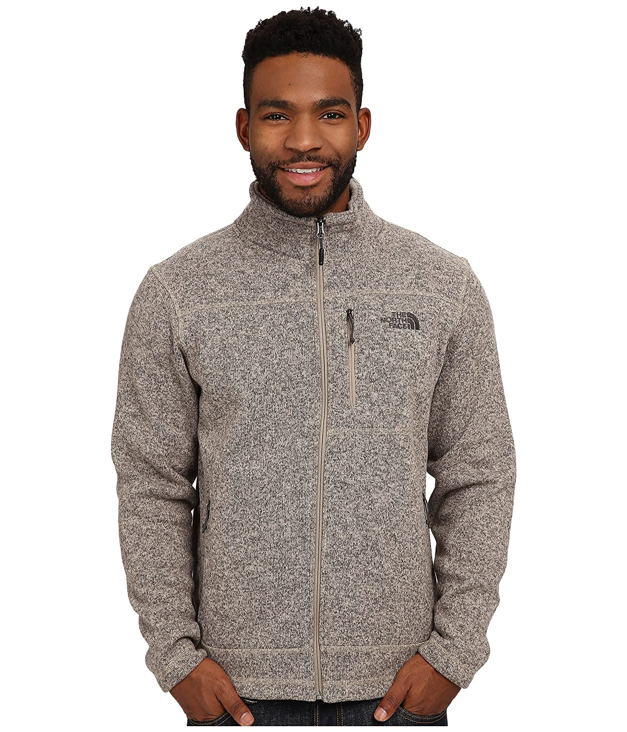 Amazon.com: Men's The North Face Gordon Lyons Full Zip: Sports ...