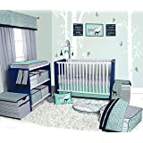 Amazon Com Cocalo Sugar Plum 6 Piece Crib Bedding Set