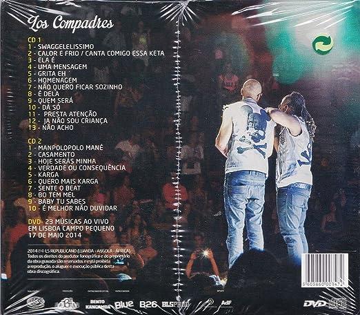 album de b4 los compadres