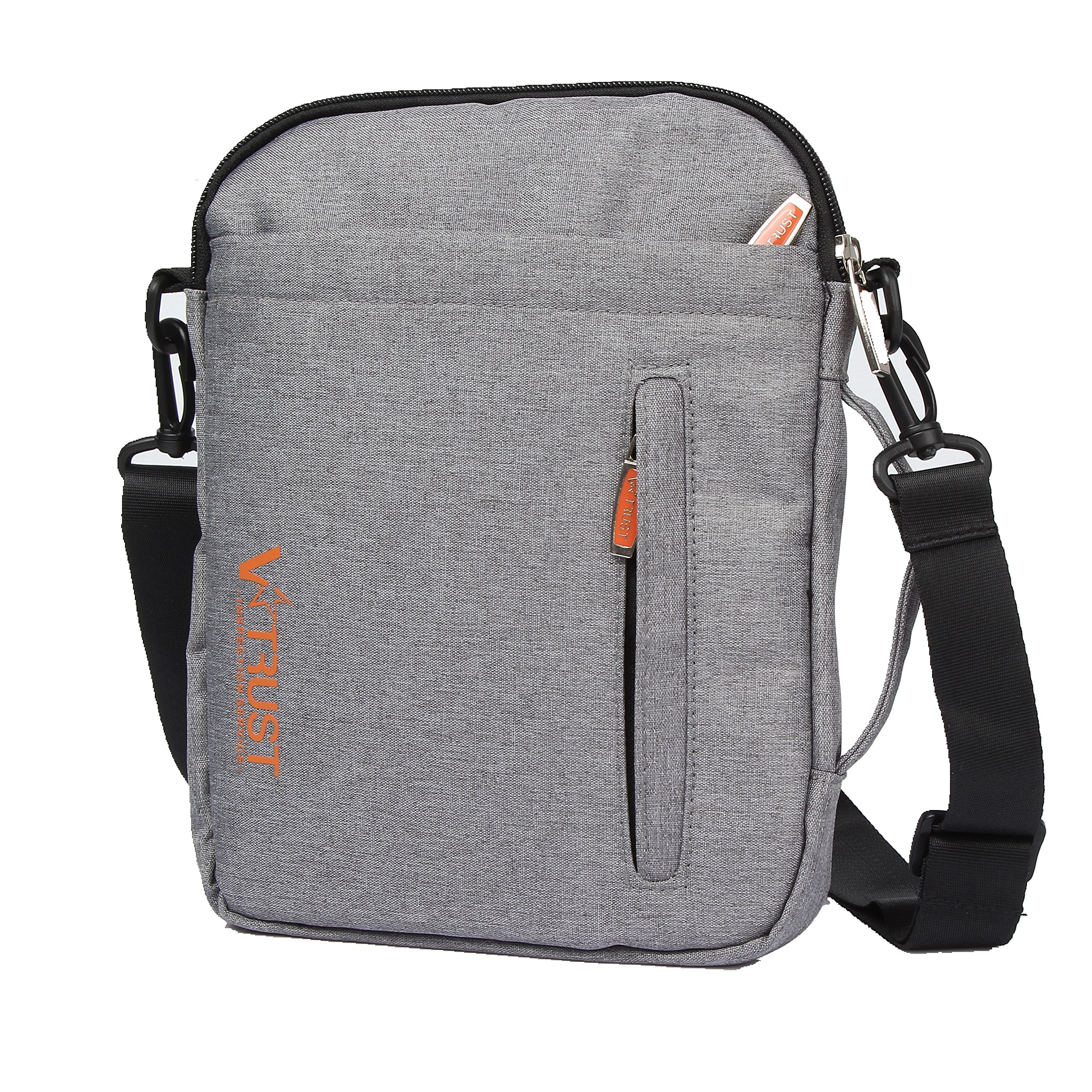 Shoulder Messenger Bag for Men 's Choice Canvas Crossbody Backpack Portable Purse
