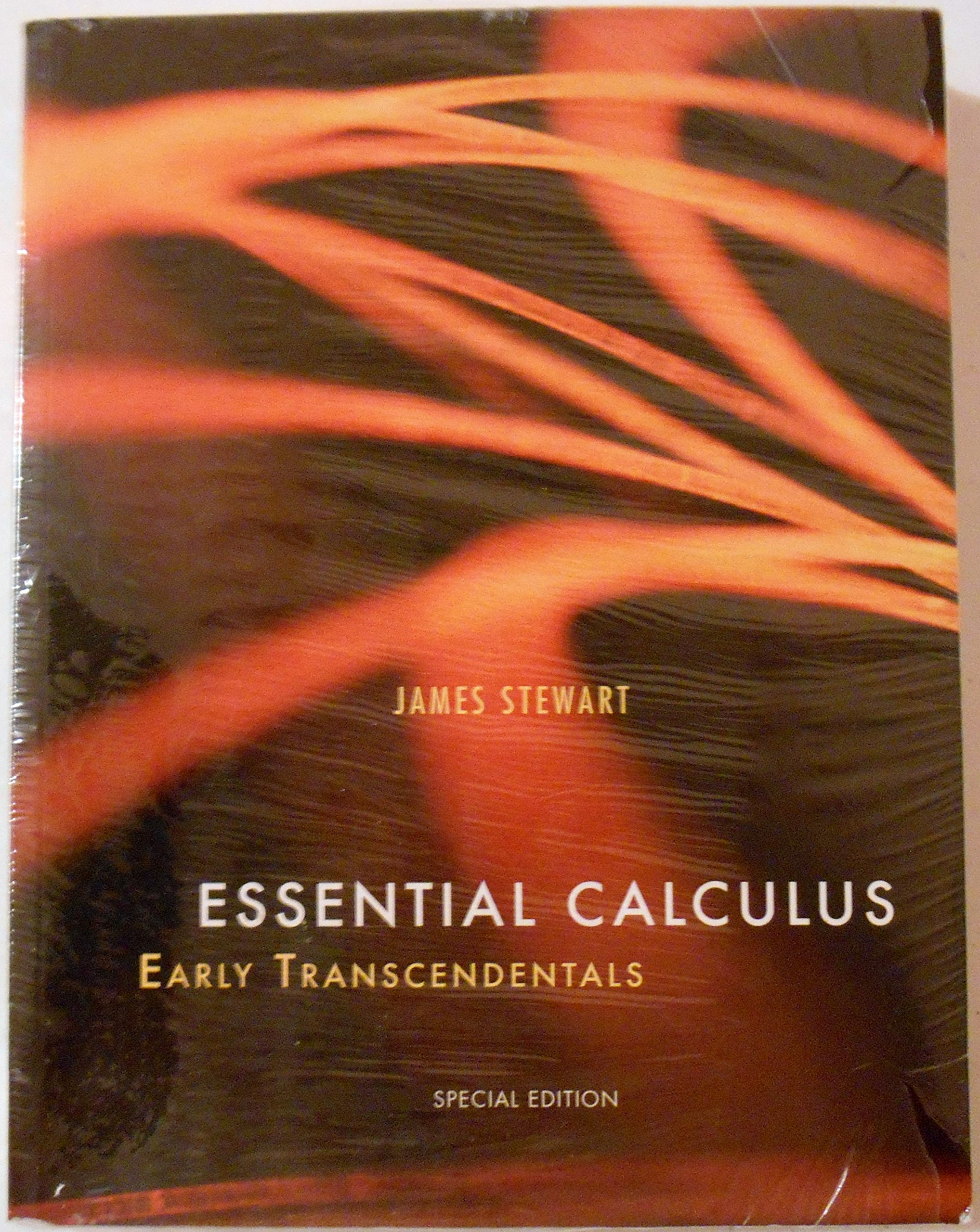 Essential Calculus: Early Transcendentals Custom Webassign Package for West  Virginia University: James Stewart: 9781285134048: Amazon.com: Books