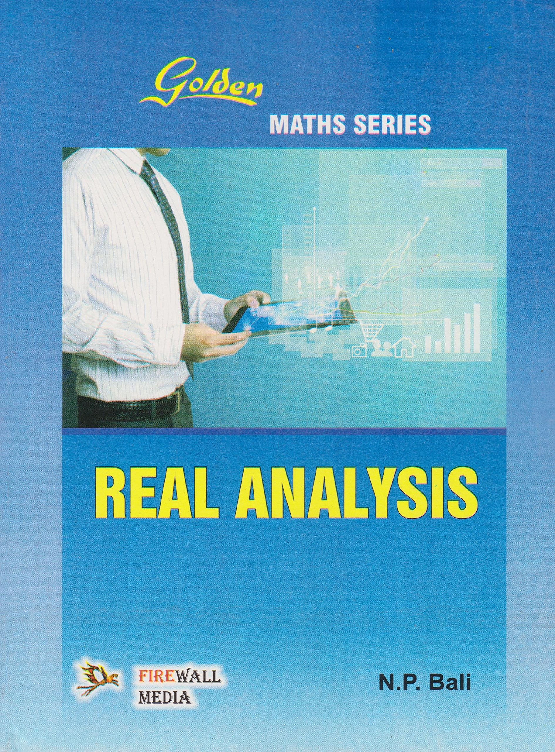 Buy Golden Real Analysis Book Online at Low Prices in India