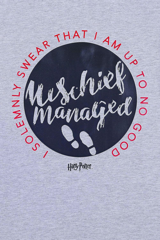 Harry Potter Mischief Managed I Solemnly Swear I am Up to No Good Pyjamas