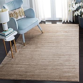 Amazon Com Safavieh Vision Collection Vsn606c Modern Ombre Tonal Chic Area Rug 8 X 10 Light Brown Furniture Decor