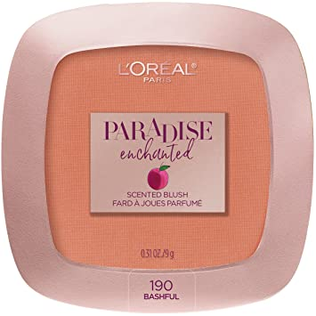 L'Oreal Paris Paradise Enchanted Fruit-Scented Blush Makeup