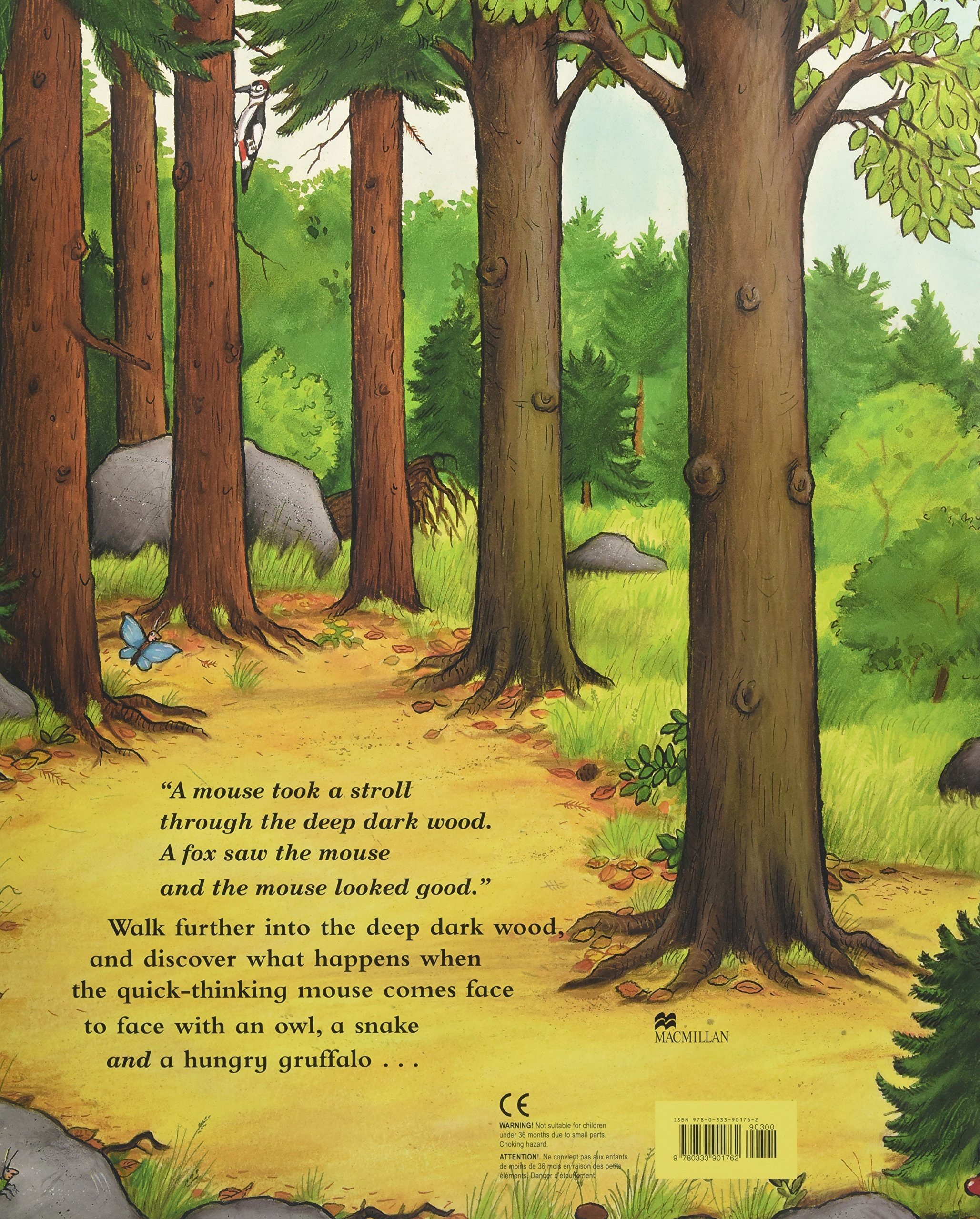 The Gruffalo Big Book (big Books): Amazon: Julia Donaldson, Axel  Scheffler: Fremdsprachige B�cher