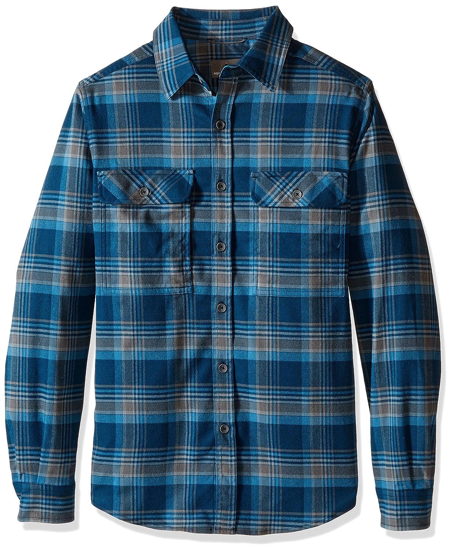 Royal Robbins Valley Performance Plaid Long Sleeve Shirt