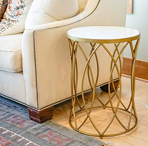 Alveare Home Modern Nightstand Bedroom Furniture Accent Table