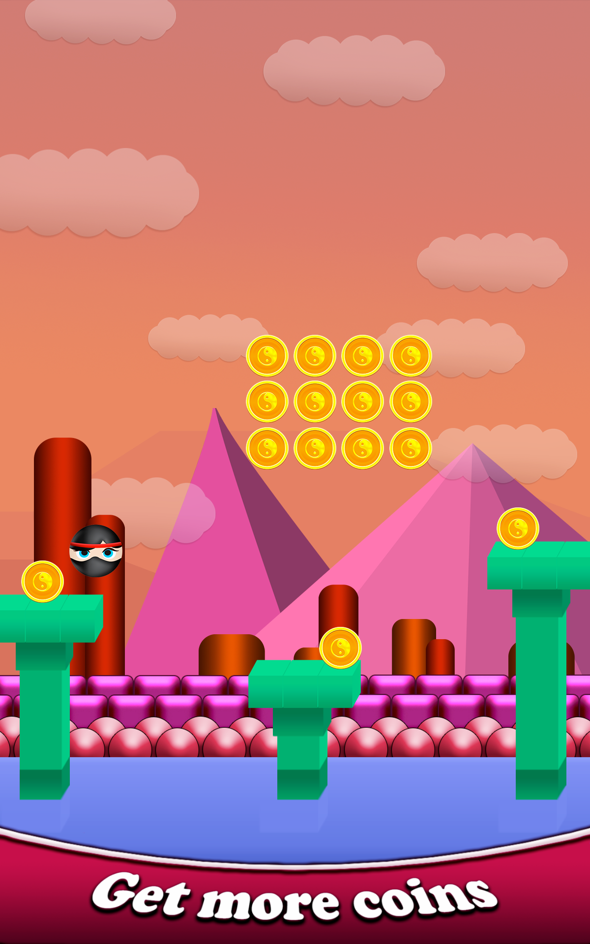 Fun Ninja Games Free: cool jumping and awesome jump ...