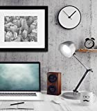 Gallery Solutions 8x10 Black Wall or Tabletop
