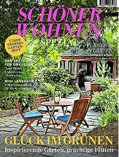 Schöner Wohnen Spezial Nr. 1/2019: Garten: Amazon.de: Gruner ...