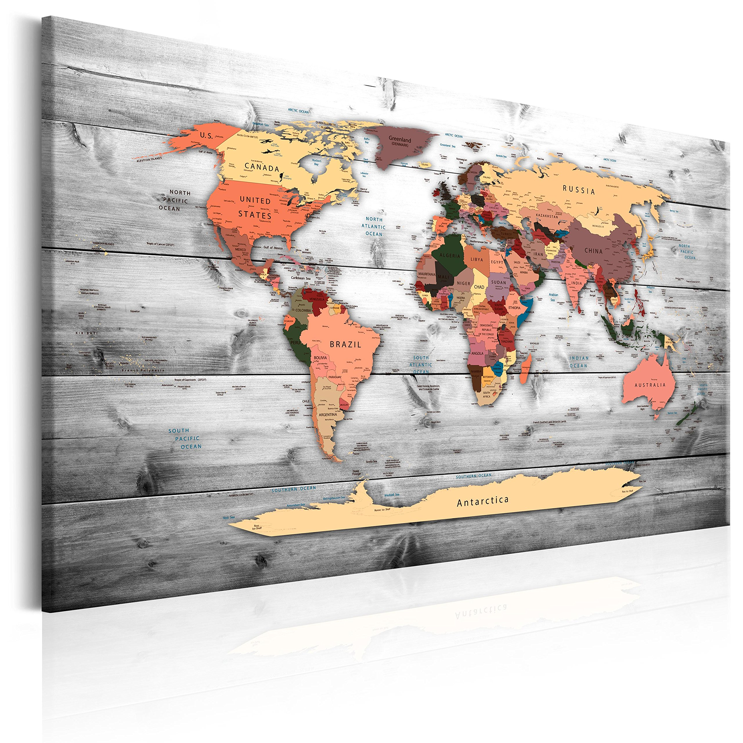 Cork map amazon pinboard map 120x80 cm 472 by 315 gumiabroncs Choice Image
