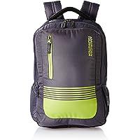 American Tourister Polyester 32 Ltrs Grey Laptop Backpack (AMT AERO Laptop BKPK 01 - Grey)