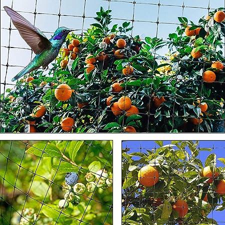 KUD Shade Malla para pájaros para Proteger Plantas y árboles ...