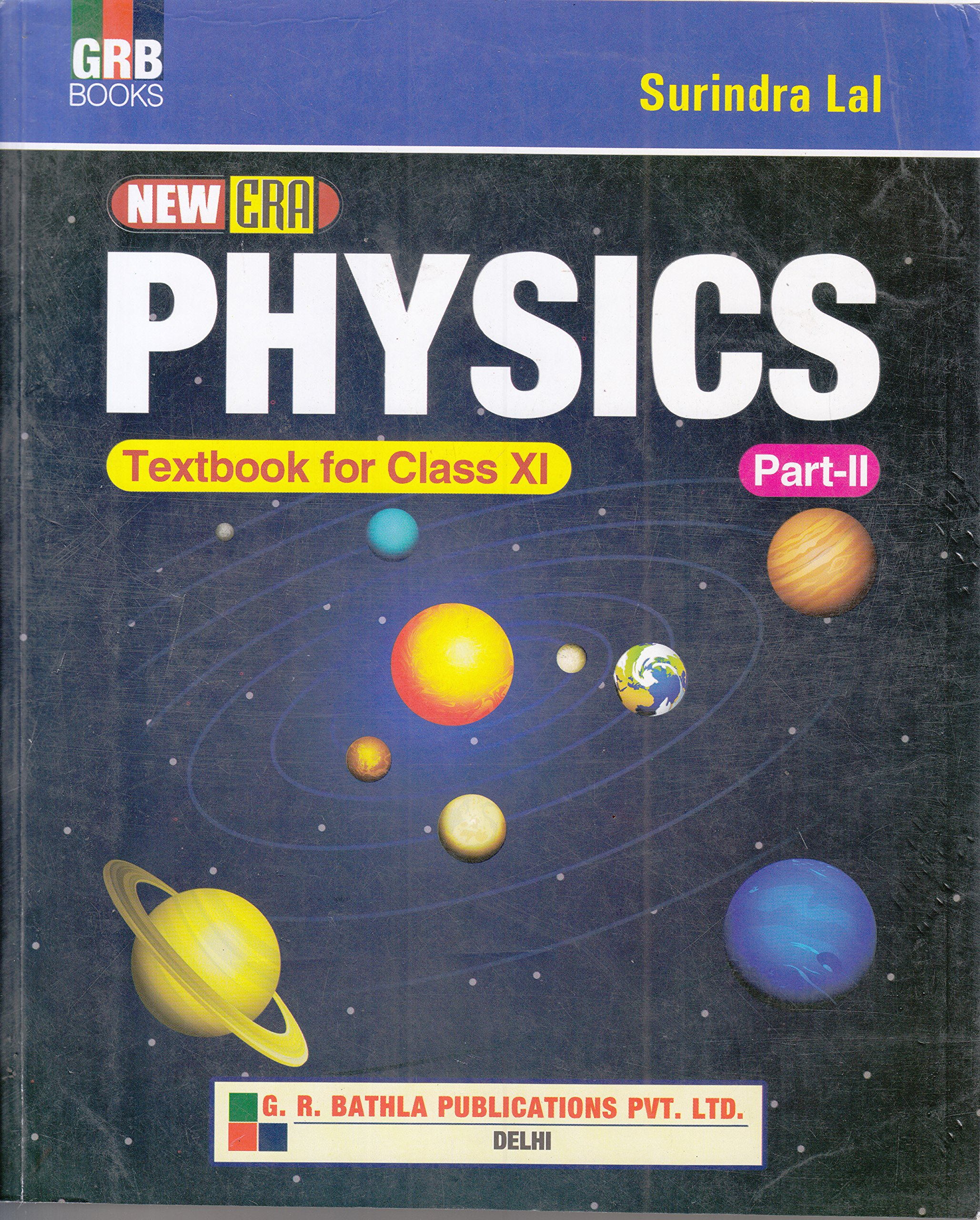 New Era Physics: Textbook for Class 11, Part 2: Amazon in: S