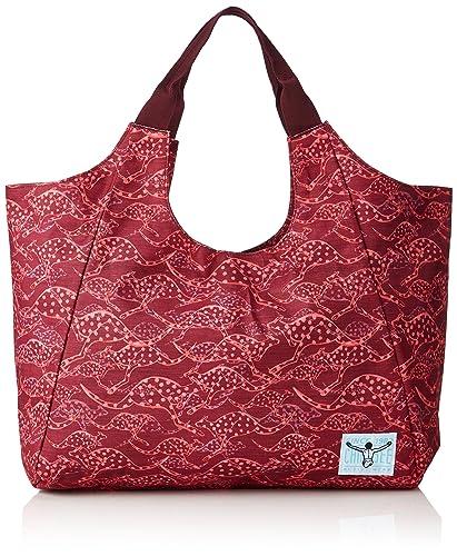 Chiemsee Damen Beachbag Umhängetasche, 12x54x42 cm