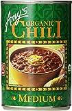 Amy's organic chili medium 14.7-Ounce (Pack of 12)
