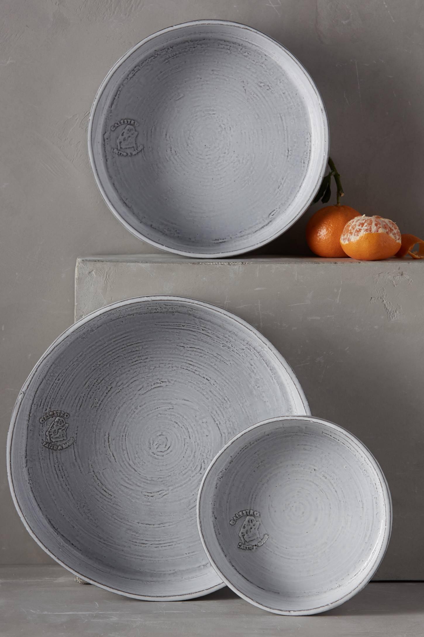 Glenna Serving Bowls | Anthropologie