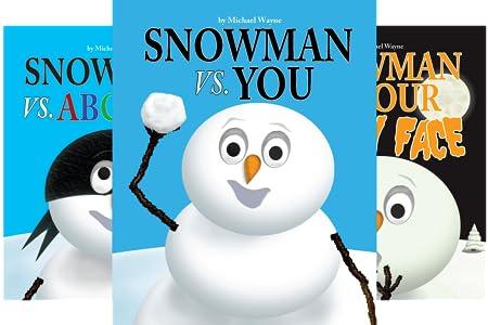 Snowman vs. (3 book series) Kindle Edition