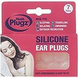 Hush Plugz Silicone Earplugs x 3 packs