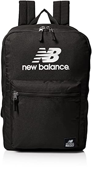 new balance backpack. new balance adult booker backpack, black, one size backpack w