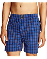 U.S. Polo Assn. Men's Cotton Boxers (Colors May Vary)