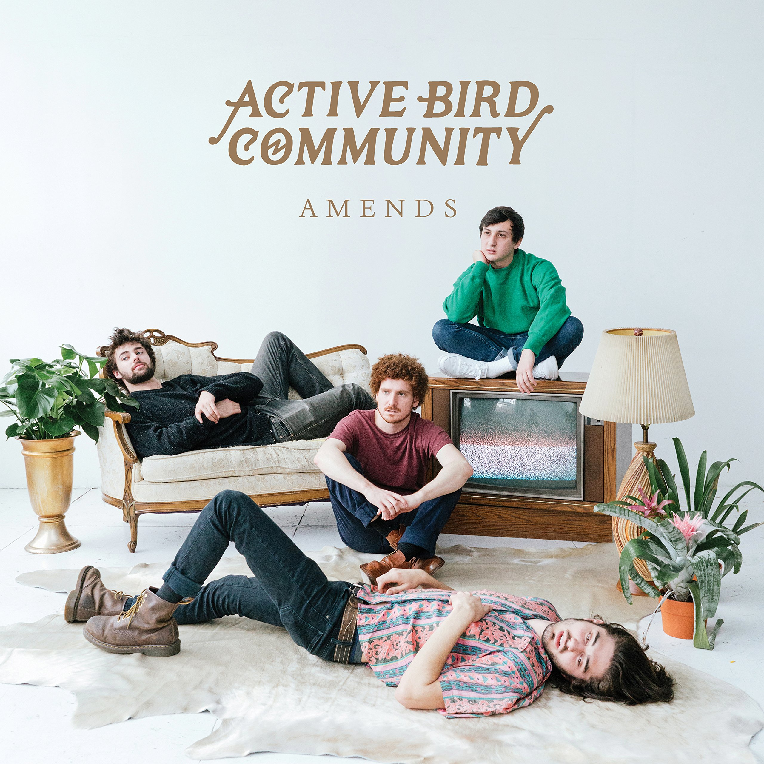 Cassette : Active Bird Community - Amends (Cassette)
